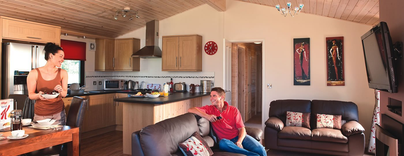 luxury lodges south scotland holiday